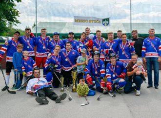 V Bytči sa konal 7. ročník hokejbalového turnaja O pohár primátora mesta