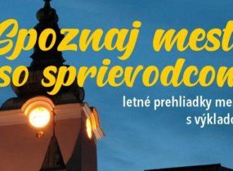 V Ružomberku sa uskutoční ďalšia prehliadka mestom