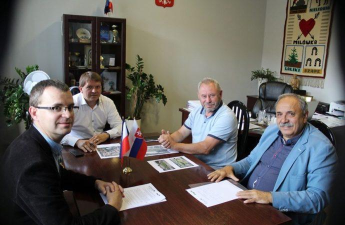 Cezhraničné stretnutie predstaviteľov mesta Krásno nad Kysucou a partnerskej obce
