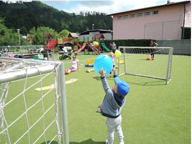 Deti v Tepličke nad Váhom sa môžu zabaviť v prázdninovej herni
