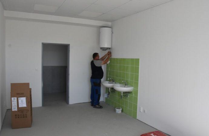 Zdravotné stredisko v Tvrdošíne prechádza rozsiahlou rekonštrukciou