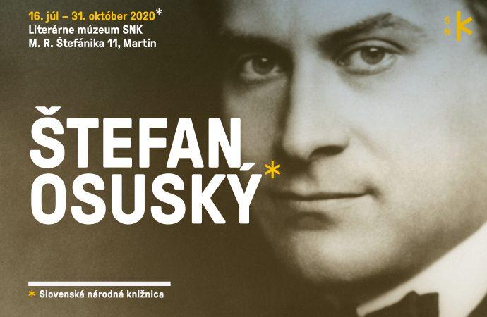 SNK: Vo svete známy, doma neznámy Štefan Osuský