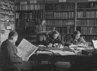 V druhej historickej budove Matice slovenskej v Martine vzniká nová bibliotéka
