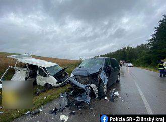 Vyšetrovateľ obvinil vodiča dodávky v ktorej pri nehode zomrelo 5 osôb
