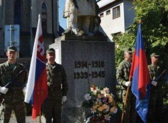 Mesto Vrútky si pripomenie 76. výročie Slovenského národného povstania