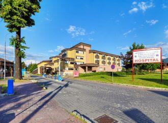 V Liptovskej nemocnici s poliklinikou MUDr. Ivana Stodolu Liptovský Mikuláš platí zákaz návštev
