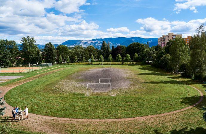 Mesto Žilina pripravuje revitalizáciu športového areálu Základnej školy Martinská