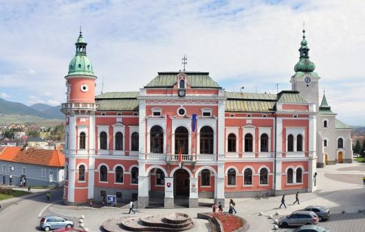 Spoznajte mesto Ružomberok so sprievodcom