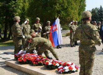 V Martine si pripomenú 76. výročie Slovenského národného povstania