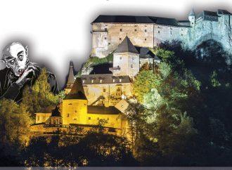 Posledná nočná prehliadka na Oravskom hrade bude venovaná Drakulovi