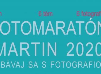 Fotomaratón Martin 2020 – zabávaj sa s fotografiou