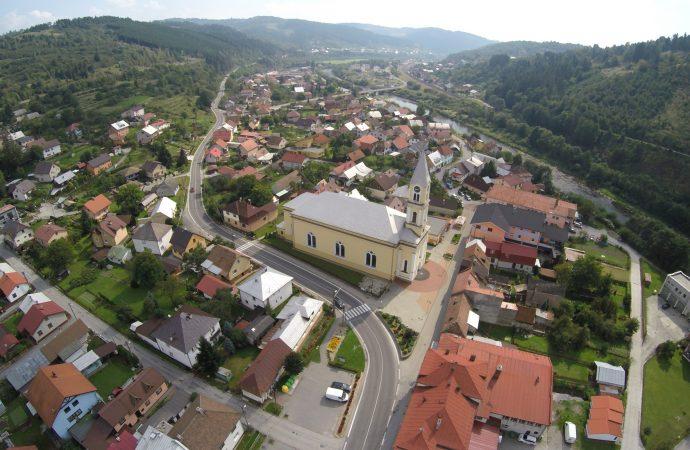 V Krásne nad Kysucu bude pre práce na ceste uzatvorená Záhradná ulica