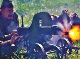Ukážky historických bojov z 2. svetovej vojny v Krásne nad Kysucou