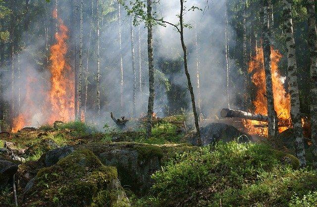 Čas zvýšeného nebezpečenstva vzniku požiarov v územnom obvode okresu Čadca a Kysucké Nové Mesto