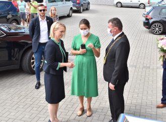 Veľvyslankyňa USA na Slovensku Bridget A. Brink navštívila Vysokú nad Kysucou