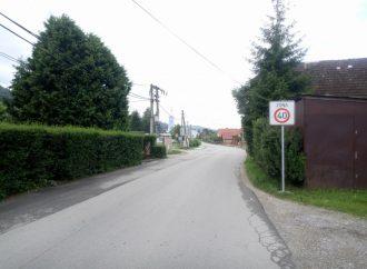 V centre obce Oščadnica platí nové dopravné značenie