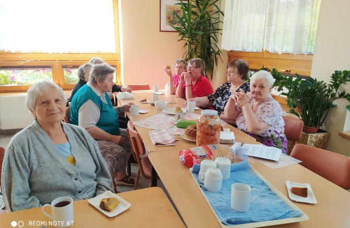 Augustové aktivity v Zariadení pre seniorov v Makove