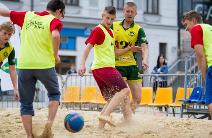 Podujatie Sever proti Juhu v Žiline ponúkne napínavé futbalové zápasy