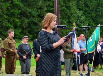 V obci Makov si pripomenuli 76. výročie SNP