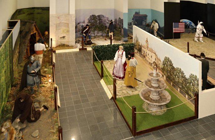 Vlastivedné múzeum v Krásne nad Kysucou je dočasne zatvorené