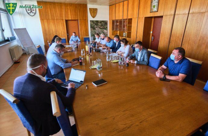 Rozvoju Horného Považia sa bude venovať nová regionálna rada, stretla sa na prvom zasadnutí