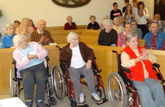 V Zariadení pre seniorov a domove sociálnych služieb mesta Liptovský Mikuláš platí zákaz návštev