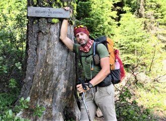 Milo Daníšek z Višňového prešiel ako prvý Slovák pešo z Mexika do Kanady