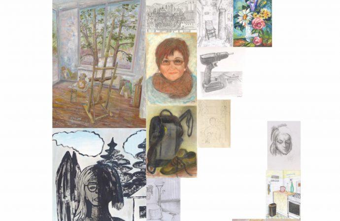 Členovia Štúdia turčianskych neprofesionálnych výtvarníkov predstavia výstavu Sami sebou