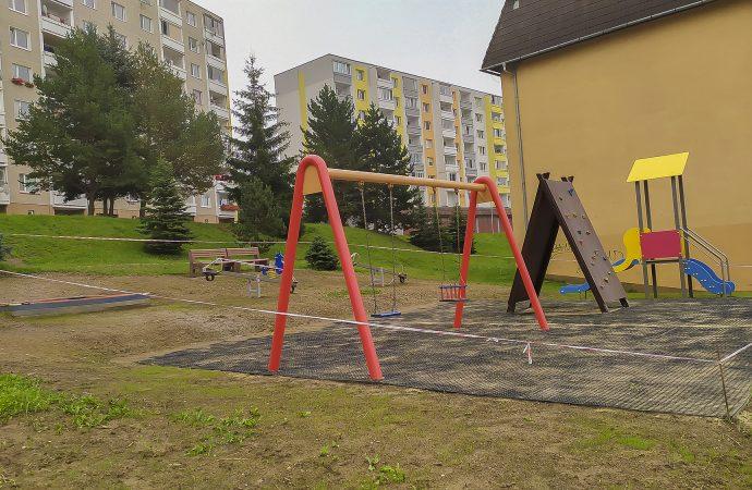 Dolnokubínska samospráva myslí na bezpečnosť detských ihrísk