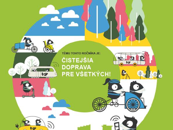 Európsky týždeň mobility v Žiline upozorní na alternatívne spôsoby dopravy