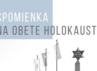 Žilina si pripomenie obete holokaustu