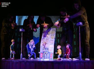 Október s Bábkovým divadlom Žilina