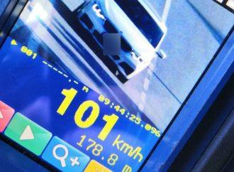 Cestného piráta v Terchovej nameral policajný radar