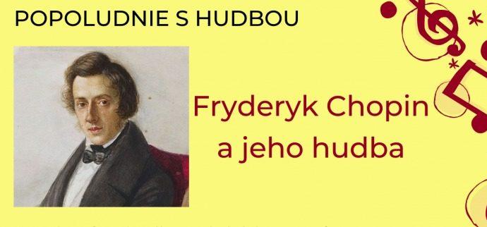 Popoludnie s hudbou v Turčianskej knižnici – Fryderyk Chopin