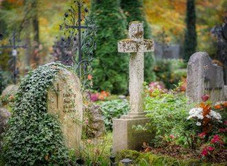 Virtuálny cintorín obce Olešná
