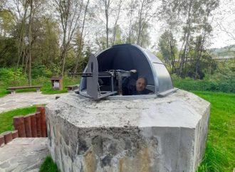 Cyklotrasu na Kysuciach stráži guľomet