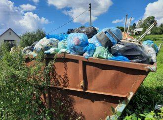 Stanovisko obce Olešná k problematike vývozu odpadu z nedostupných lokalít