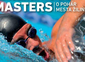 Pozývame vás na medzinárodné plavecké preteky MASTERS