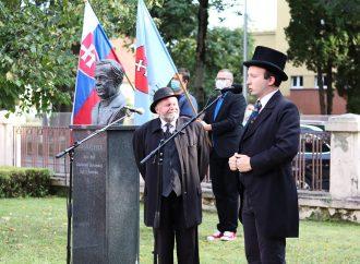 Matica slovenská odhalila bustu Jozefa Škultétyho