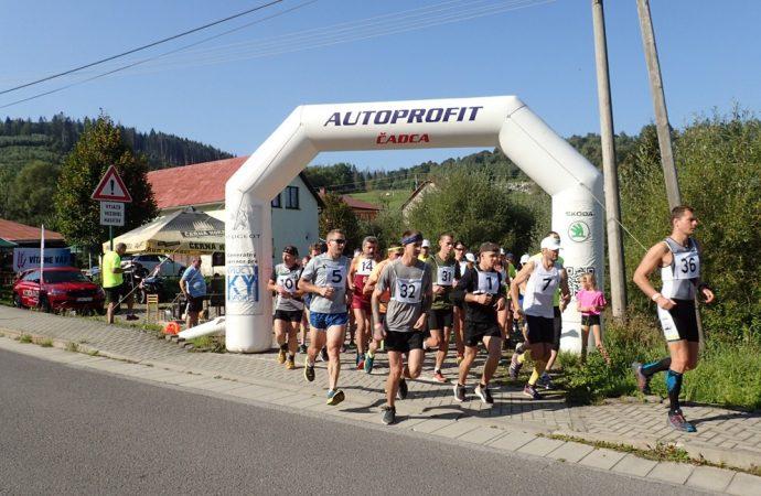 V obci Zákopčie sa konali amatérske bežecké preteky Zakopecká cezpoľná 20-tka 2020