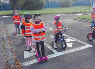 Dopravné ihrisko v Ružomberku navštevujú aj škôlkári