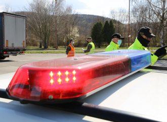 V regióne Oravy panuje v súčasnosti najhoršia epidemiologická situácia. Polícia zvyšuje dohľad nad dodržiavaním opatrení