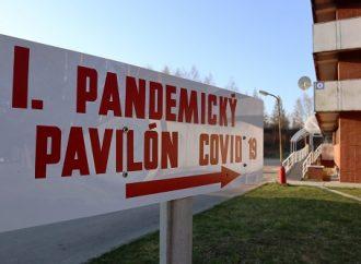 TV SEVERKA – Znovuotvorený pandemický pavilón
