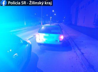 Polícia zadržala 46-ročného muža, ktorý jazdil opitý po Ružomberku
