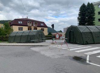 Nemocnica v Ružomberku opäť spúšťa triediace COVID-ové pracovisko