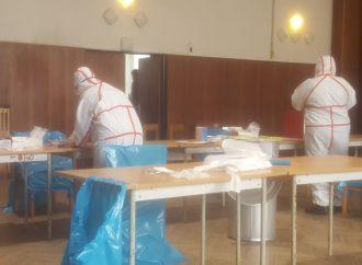 Obec Divinka žiada občanov o pomoc pri testovaní na COVID_19