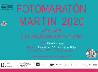 Turčianske kultúrne stredisko v Martine pripravilo výstavu fotografií zo súťaže Fotomaratón 2020