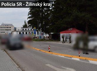 Polícia žiada o pomoc svedkov dopravnej nehody v Žiline