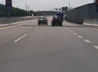 Dopravné obmedzenie na diaľnici D3