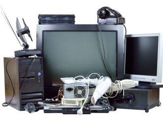 Zmena v zbere elektronického odpadu a bielej techniky v Terchovej